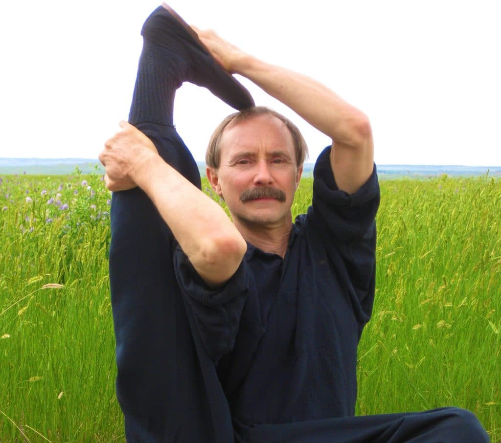 Yin yoga article