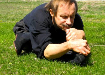 yin yoga poses