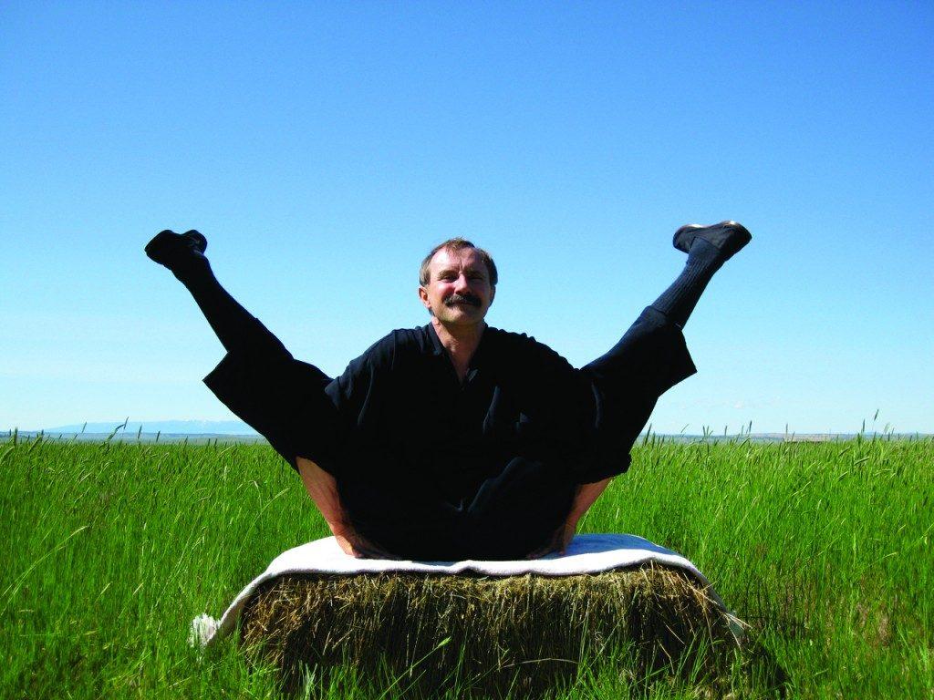 art of yin and yang yoga
